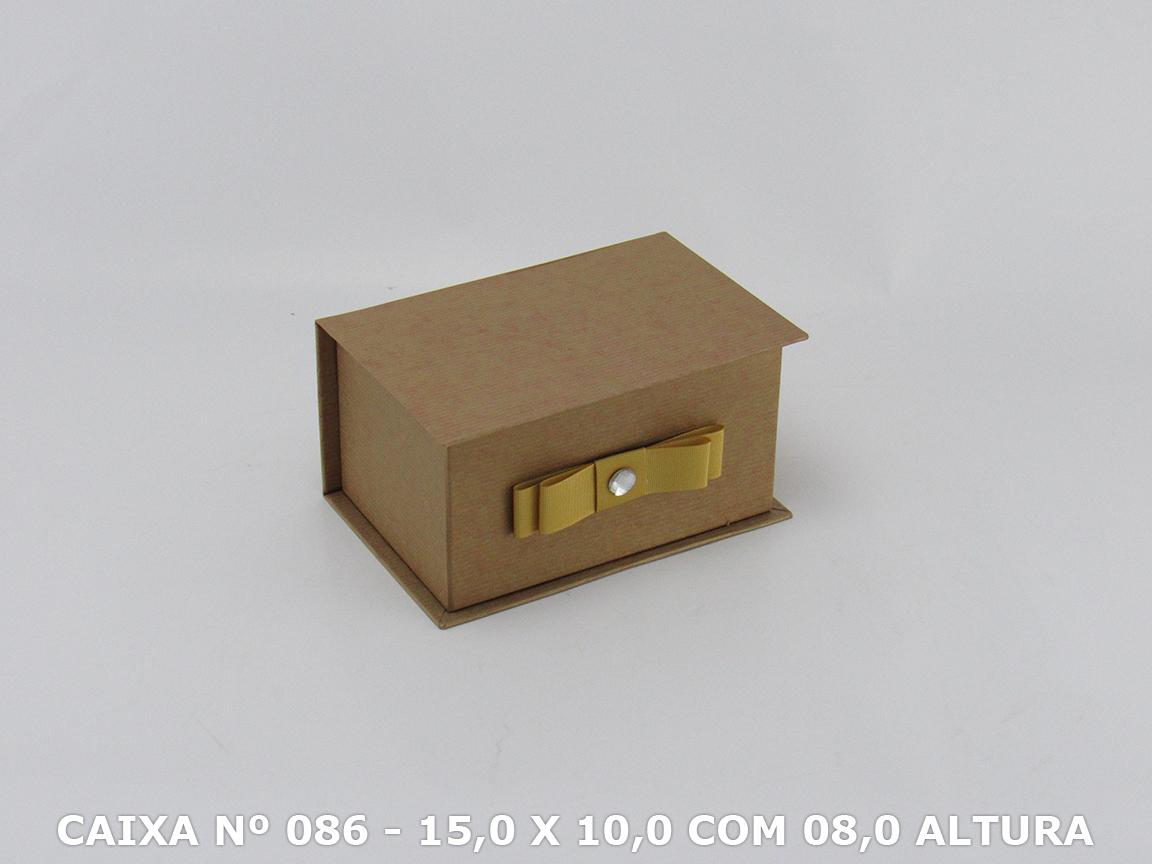 CAIXA Nº 086