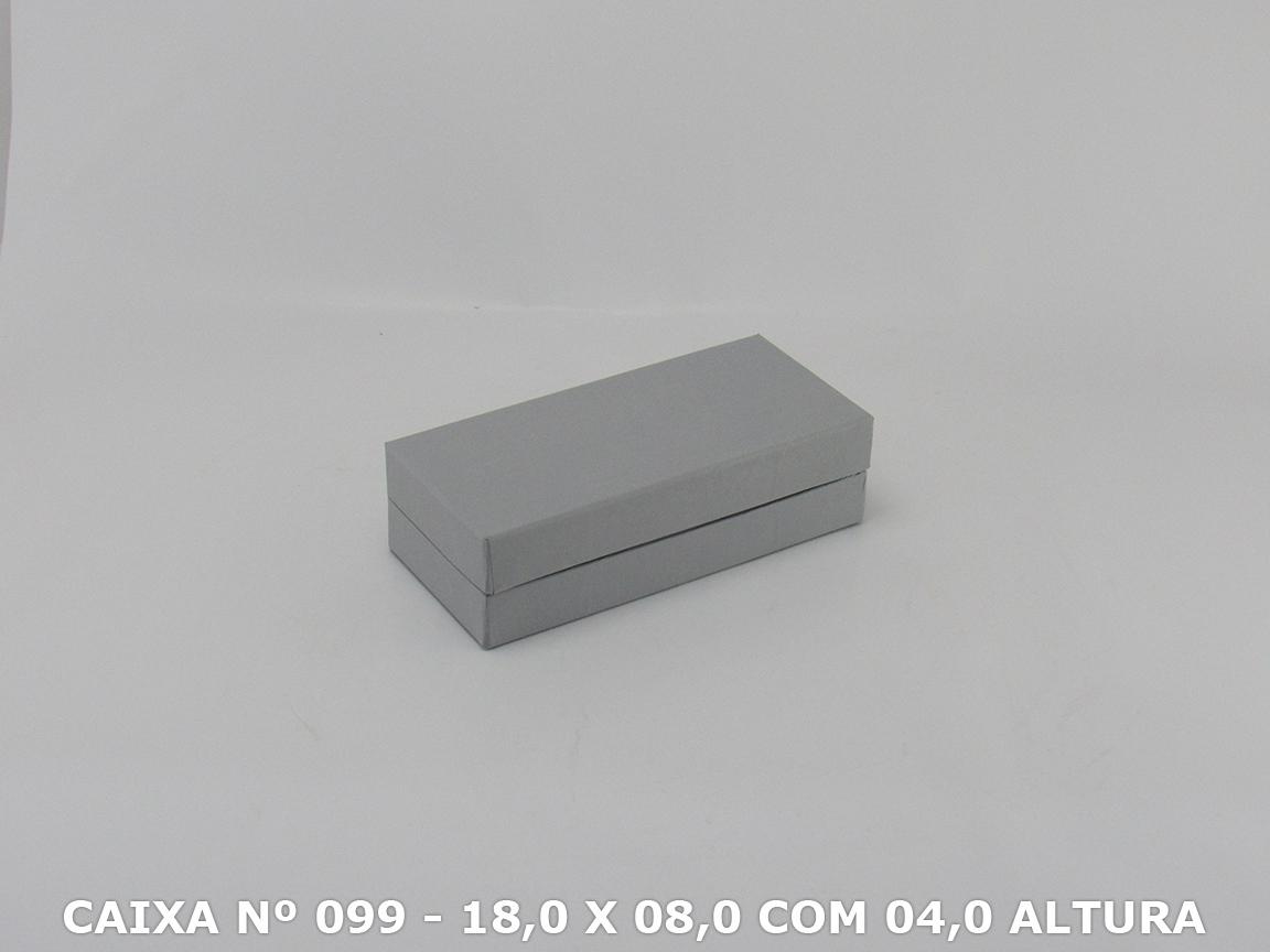 CAIXA Nº 099