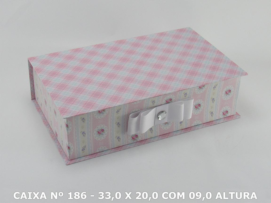 CAIXA Nº 186