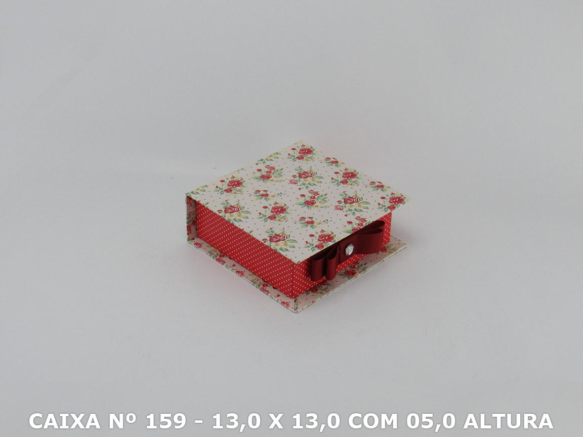 CAIXA Nº 159