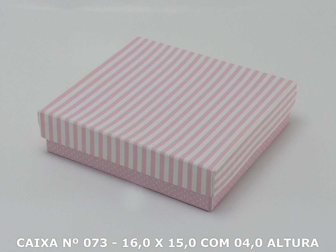 CAIXA Nº 073