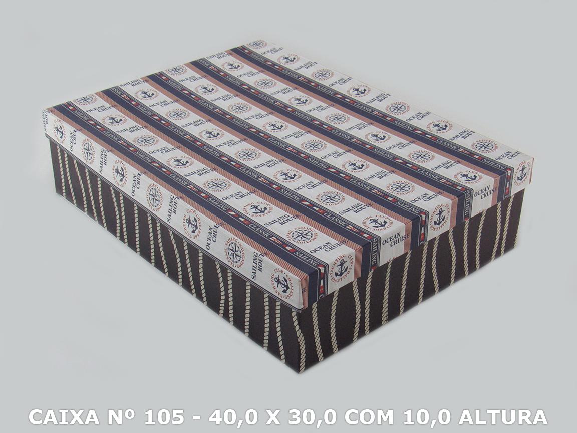 CAIXA Nº 105