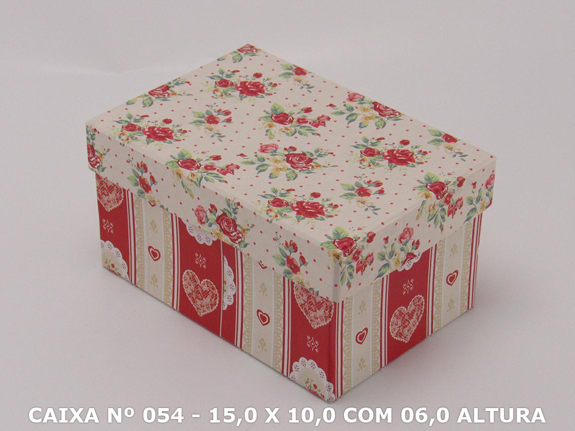 CAIXA Nº 054