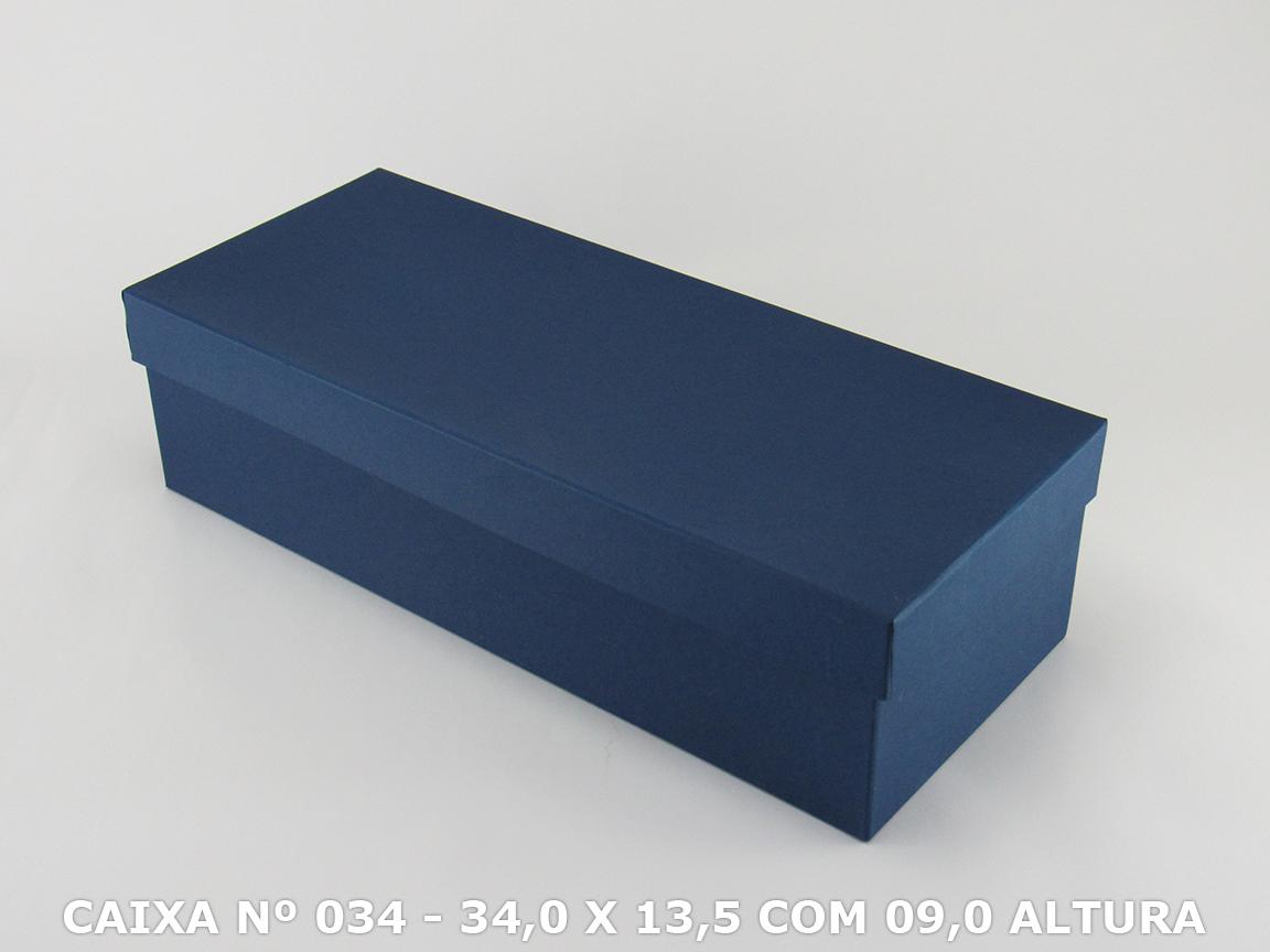 CAIXA Nº 034