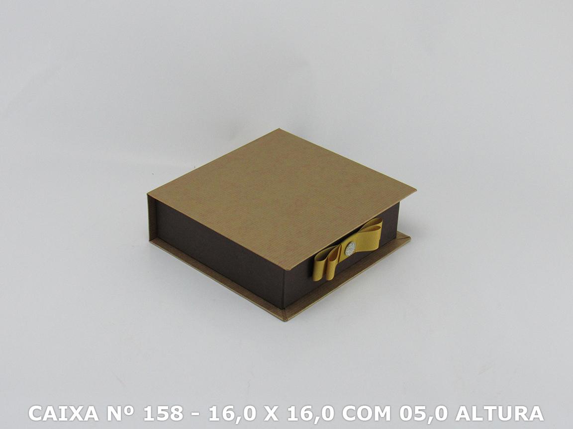CAIXA Nº 158