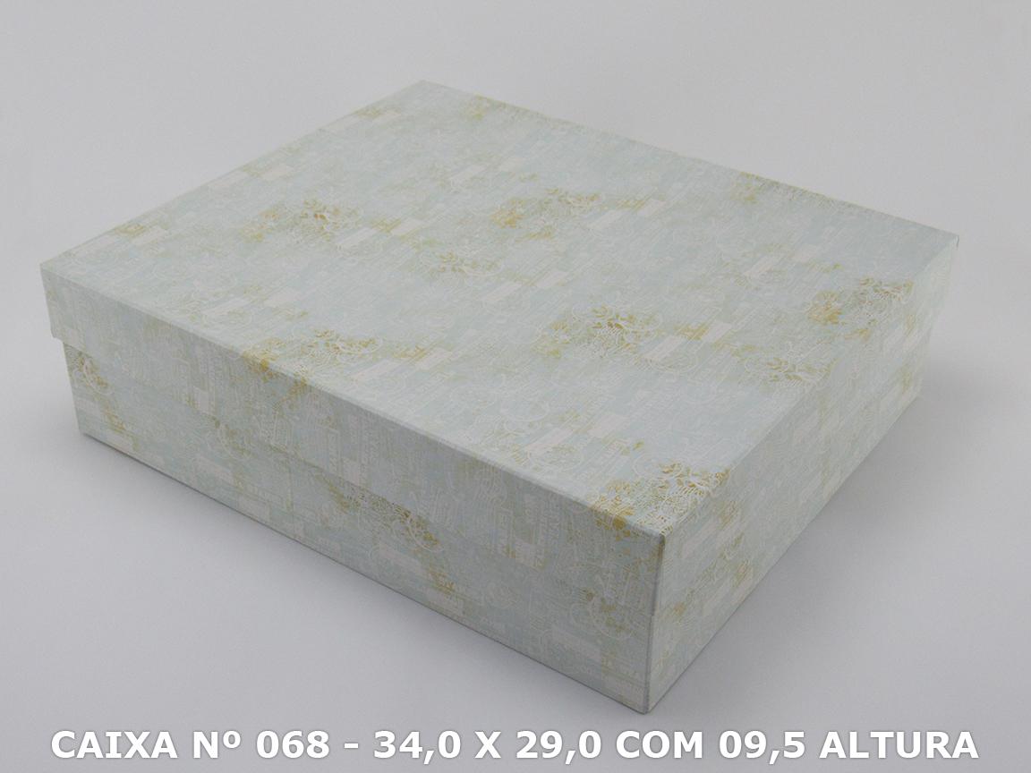 CAIXA Nº 068