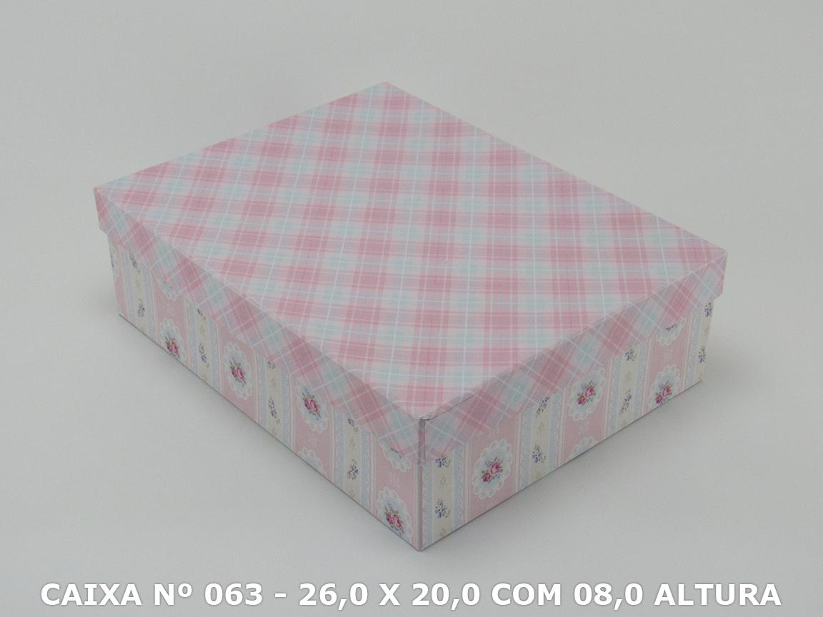 CAIXA Nº 063
