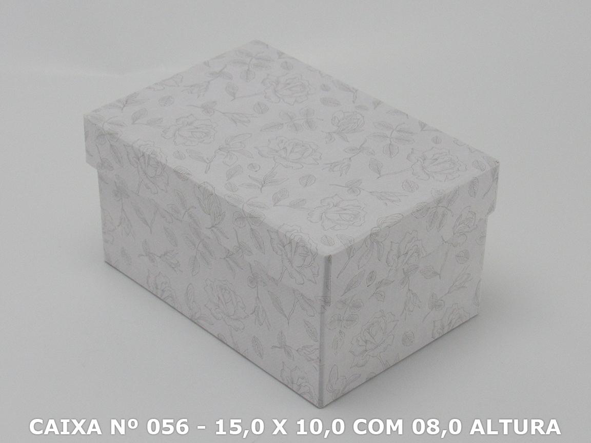 CAIXA Nº 056