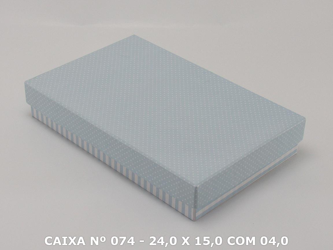 CAIXA Nº 074