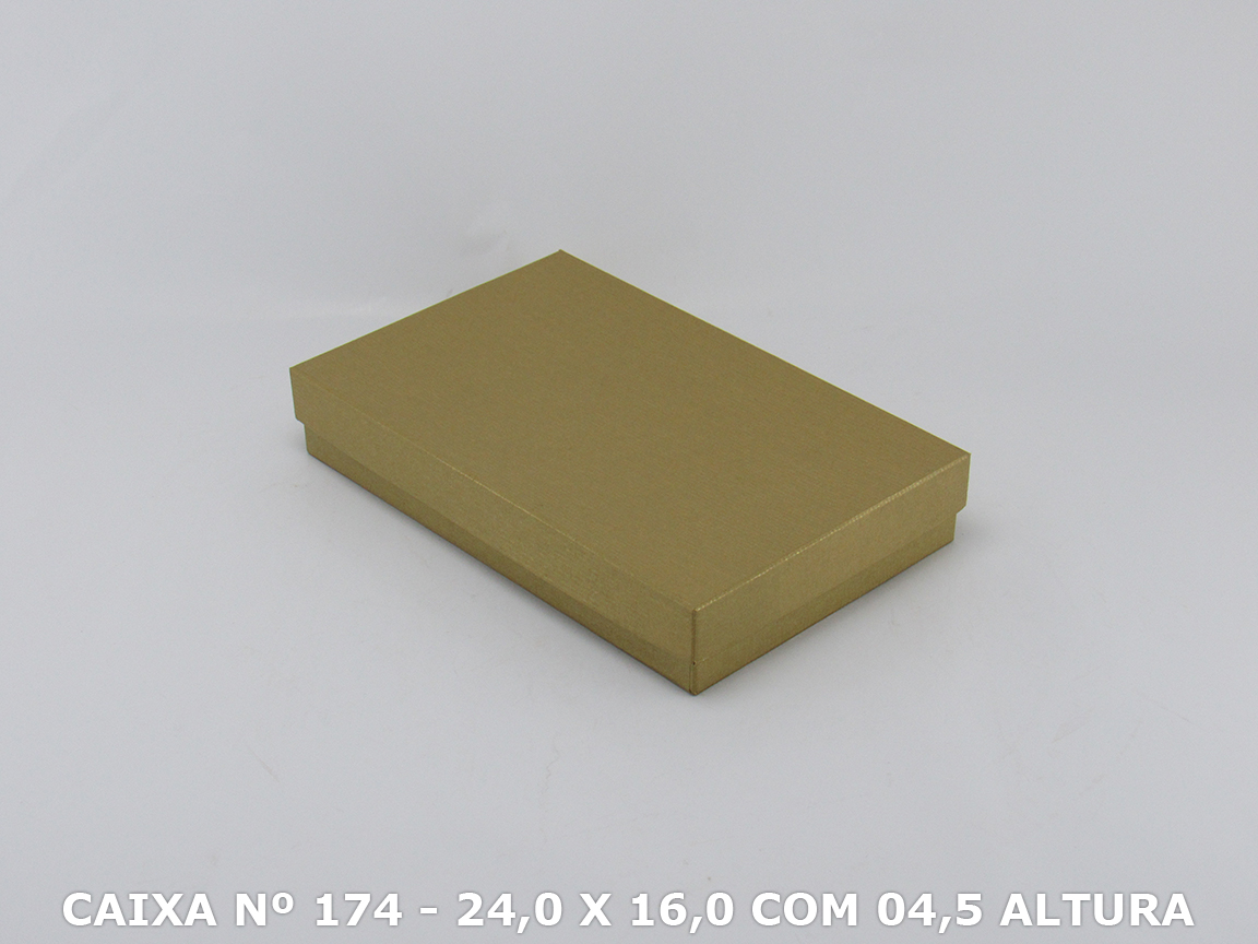 CAIXA Nº 174