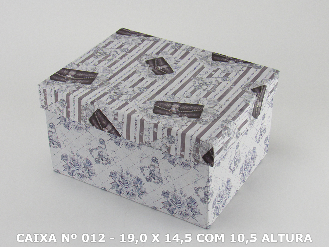 CAIXA Nº 012
