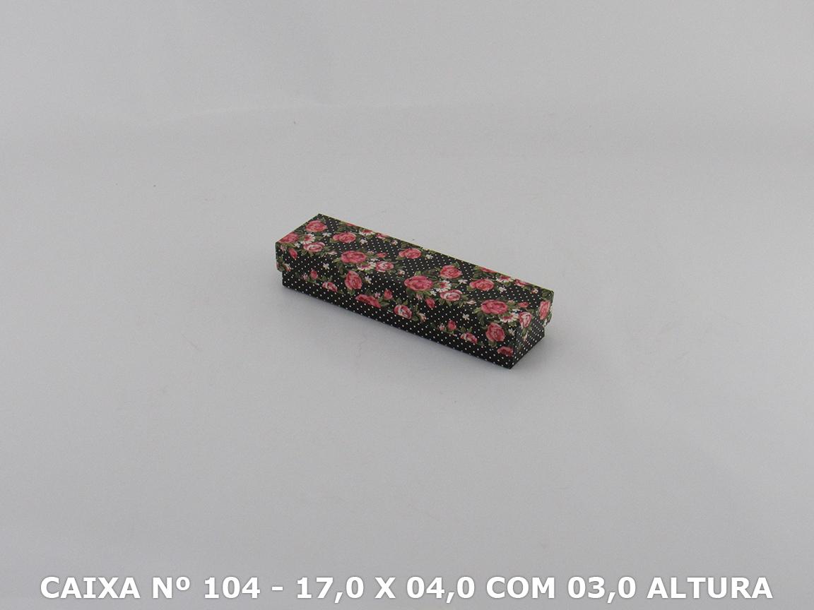 CAIXA Nº 104