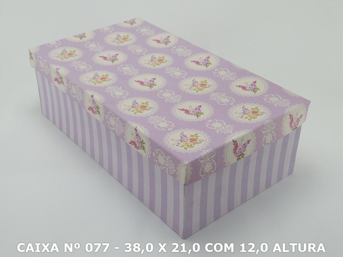 CAIXA Nº 077