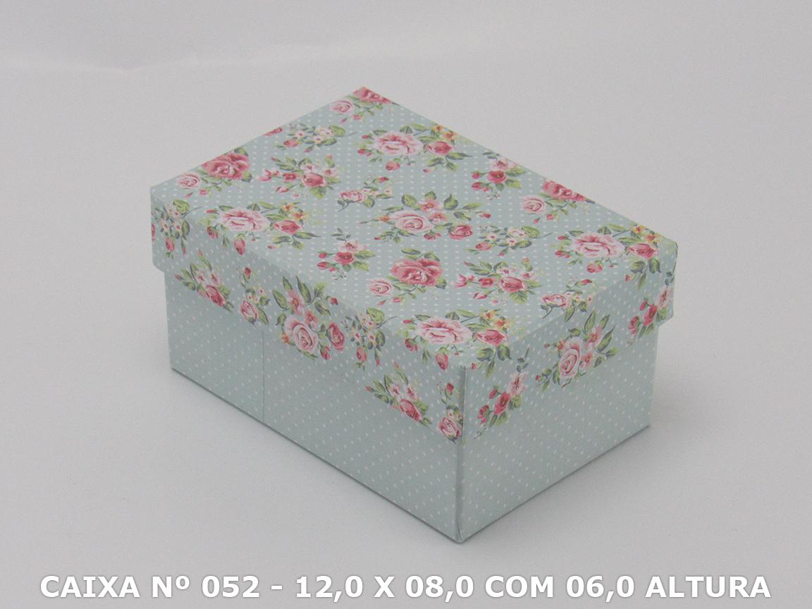 CAIXA Nº 052