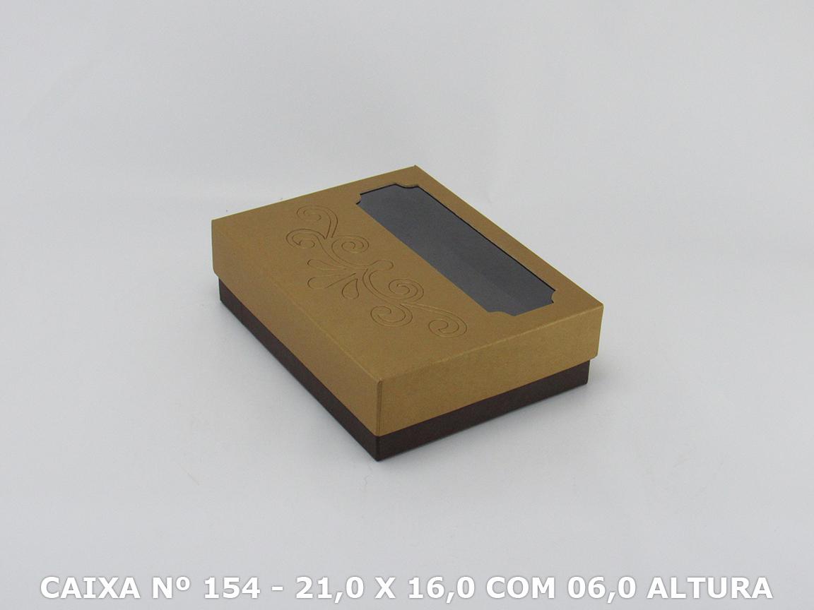 CAIXA Nº 154