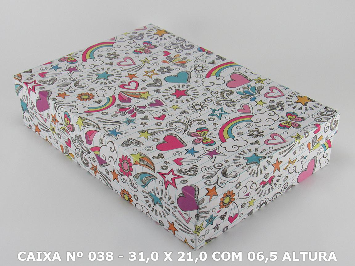 CAIXA Nº 038