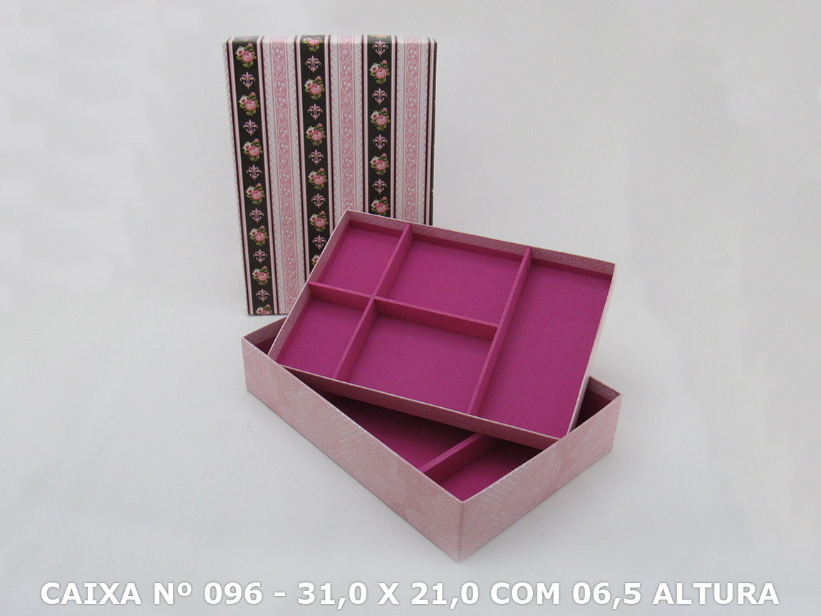 CAIXA Nº 096