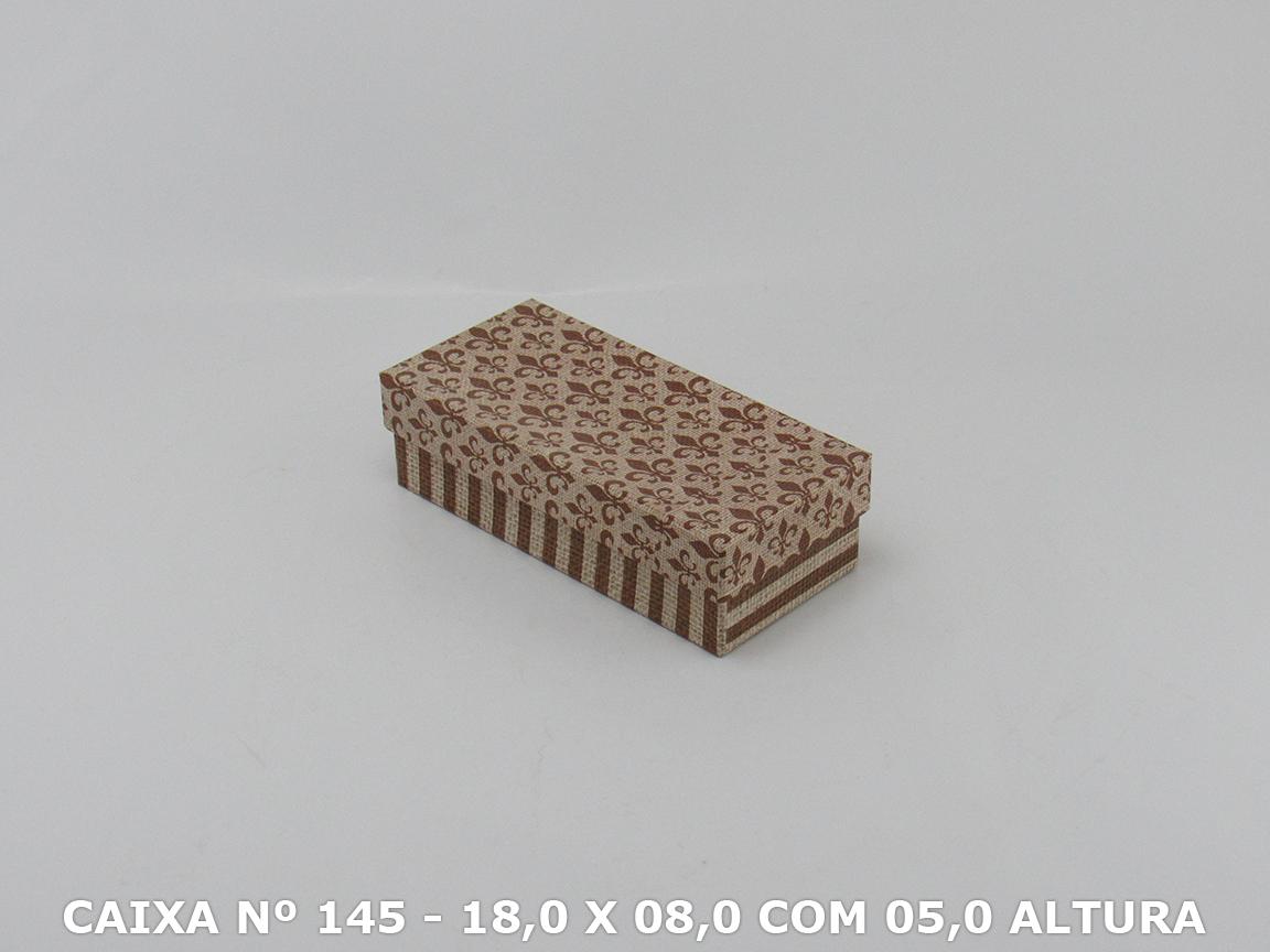 CAIXA Nº 145