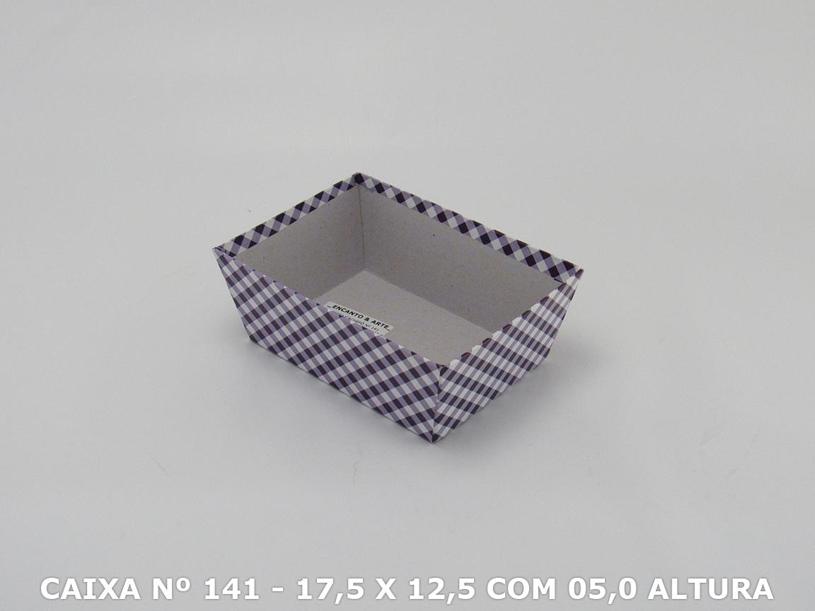 CAIXA Nº 141