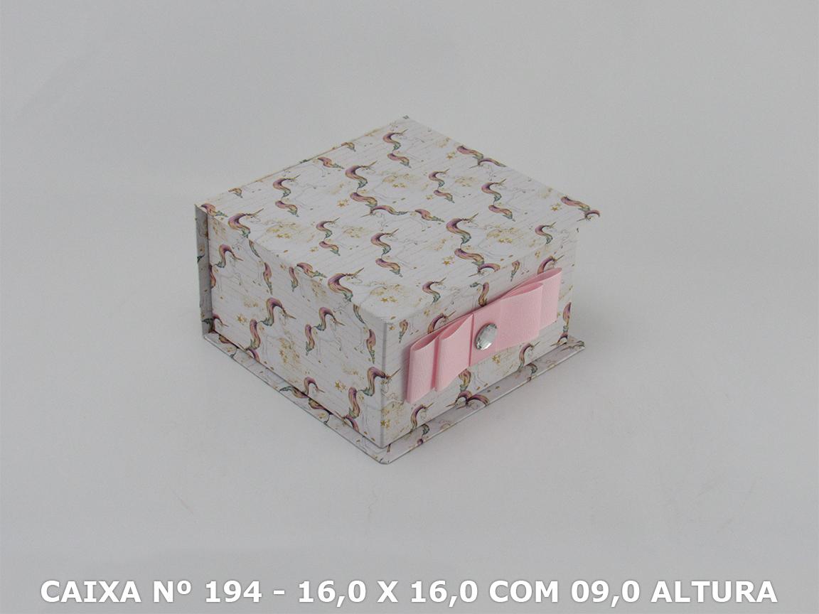 CAIXA Nº 194