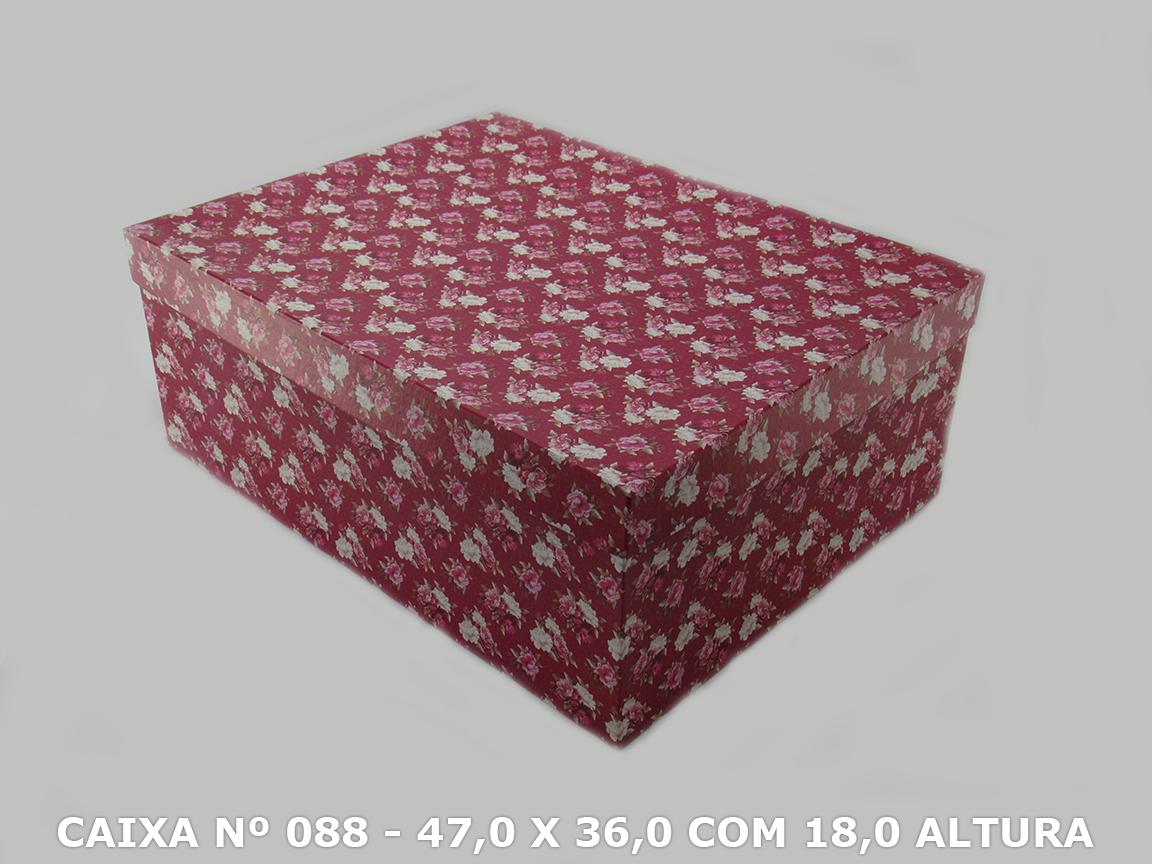 CAIXA Nº 088