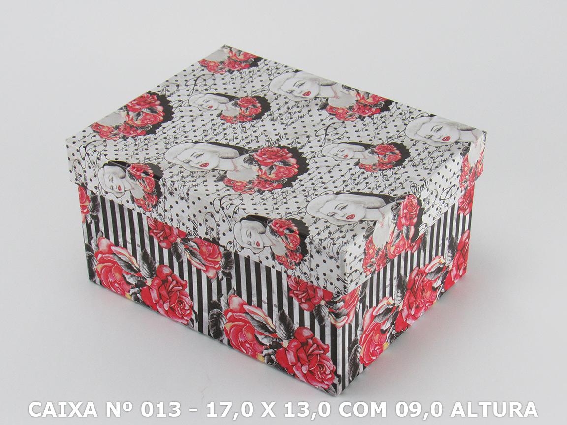CAIXA Nº 013