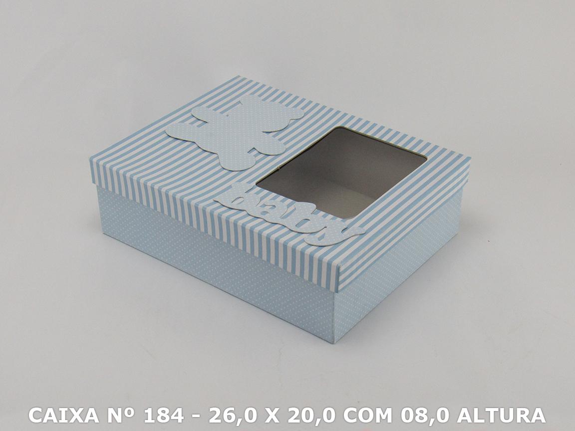 CAIXA Nº 184