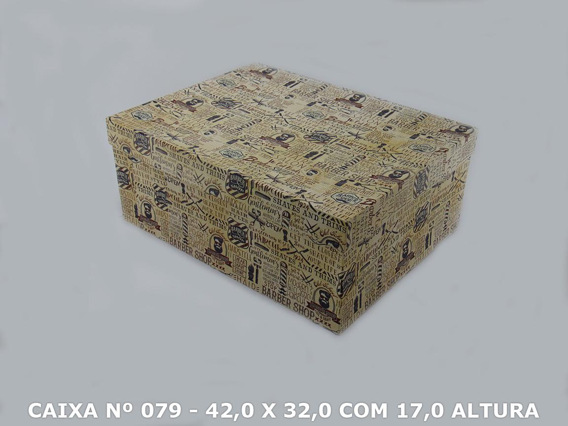 CAIXA Nº 079
