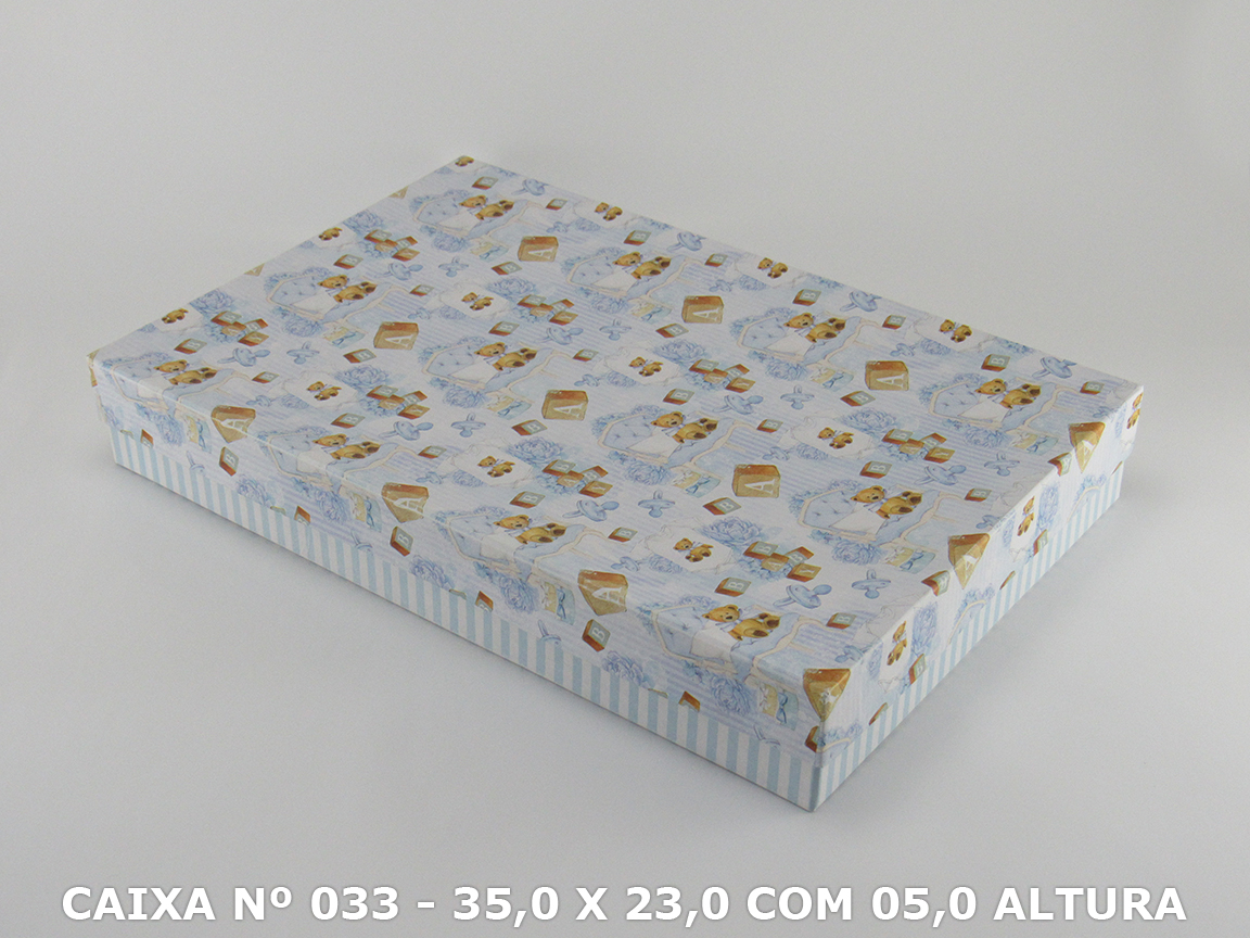 CAIXA Nº 033
