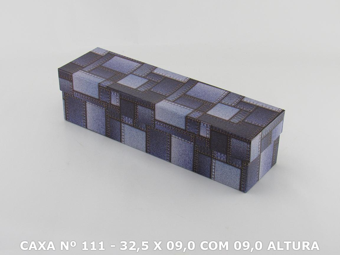 CAIXA Nº 111