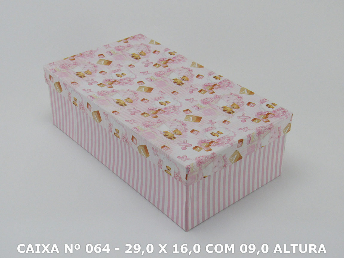 CAIXA Nº 064
