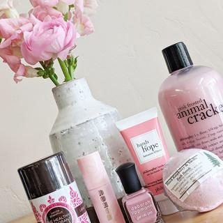 pink assortment