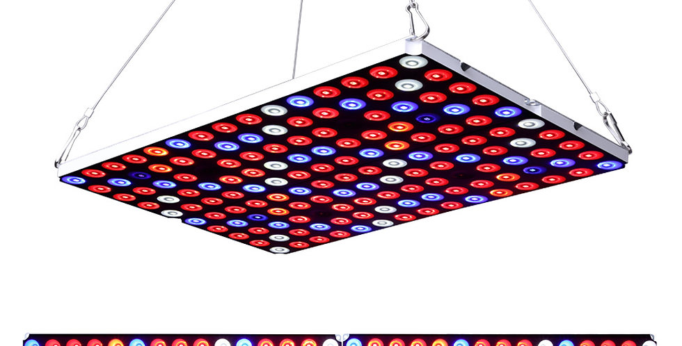 JCBritw 60W LED Grow Light Dimmable Auto On/Off Timer Full Spectrum