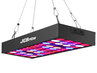 What Are the Main Features of JCBritw 30W LED Grow Light?