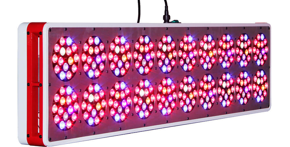 JCBritw Apollo 20 High-power Full Spectrum LED Grow Light for Customization
