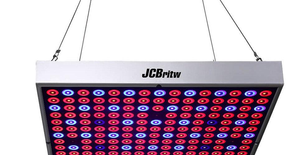 JCBritw 45W LED Full Spectrum (Red Blue IR UV) Grow Light for Veg and Flowering