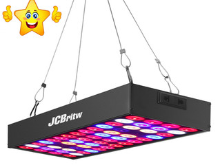 Customer Reviews to JCBritw 30W LED Grow Light