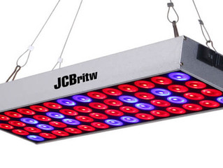 JCBritw Releases its 30W Plus Full Spectrum Two Modes LED Grow Light on November 11
