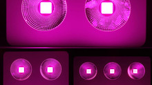 JCBritw Introduced Three 600W/1200W/1800W New COB LED Grow Lights