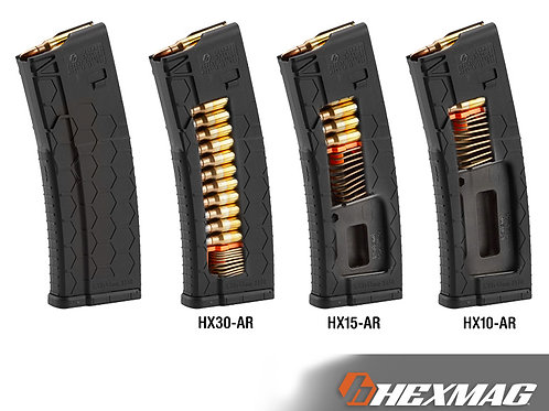 Hex Mag Gen 2 - 10rd Black