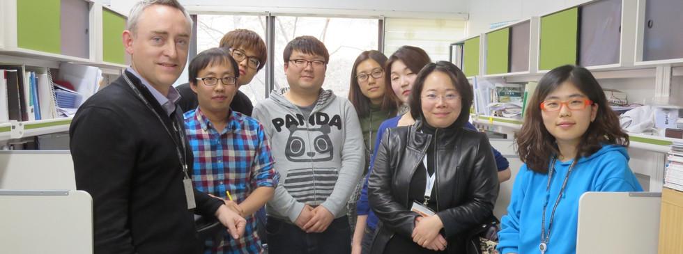 Group photo - 2015