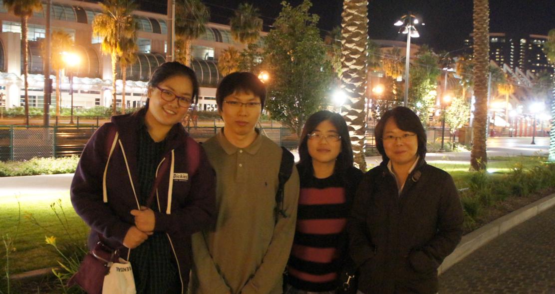 Group photo - 2013
