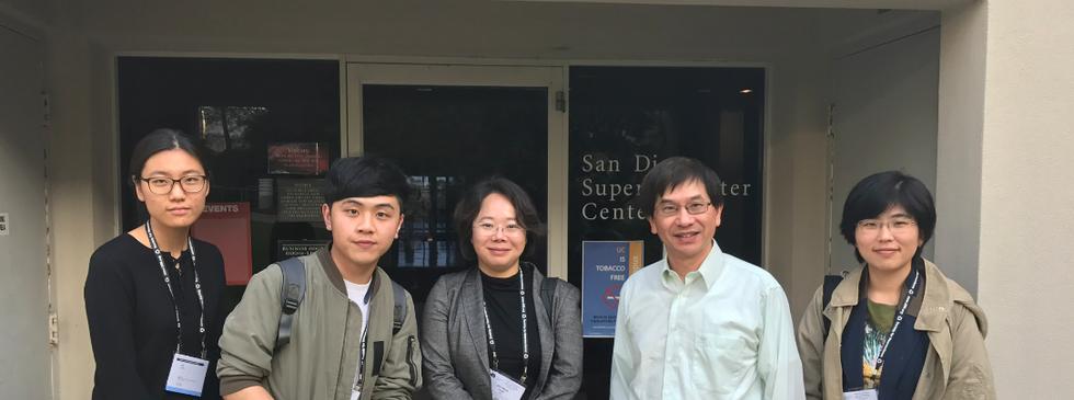 Visiting TP Jung lab at UCSD - 2015 Fall
