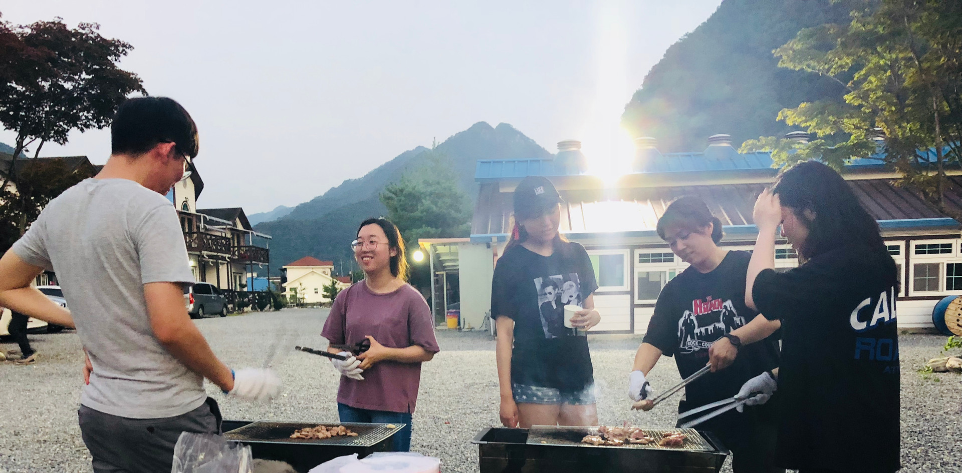 BBQ party - 2017 Summer