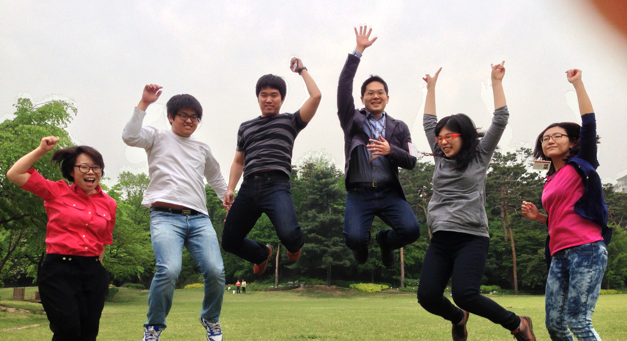 Group photo - 2014