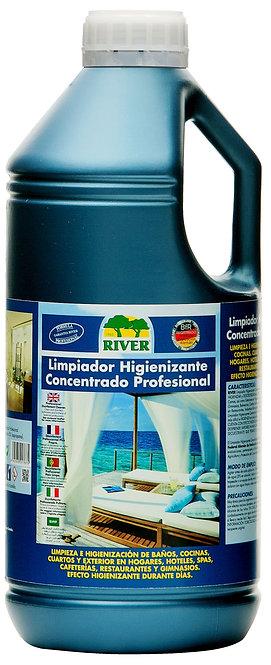 Limpiador Higienizante Concentrado Profesional 20 Lt.