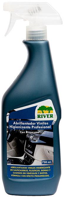 Abrillantador Vinilos Higienizante Profesional 750 ml.