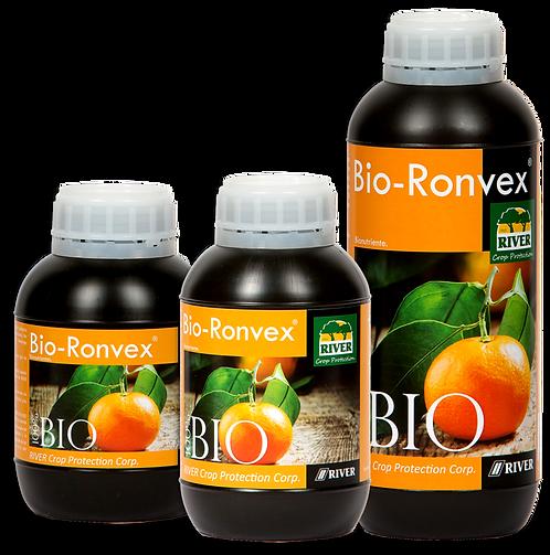 NUEVO BIO-RONVEX Bioinsecticida-Bioacaricida Encapsulador-Coadyuvante