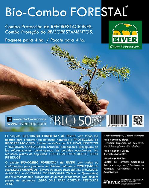 BIO-COMBO FORESTAL Protección Reforestaciones.
