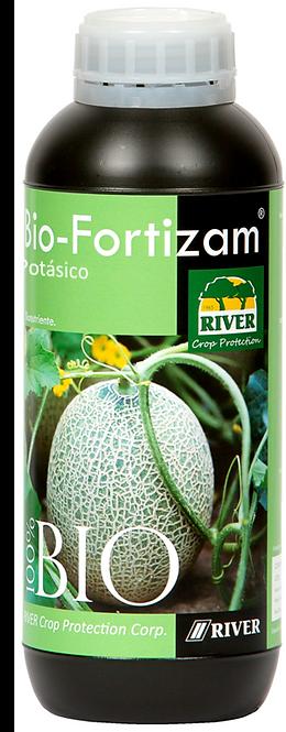 Bio-Fortizam POTÁSICO Coadyuvantes Naturales. 1000 ml/¼ gal.
